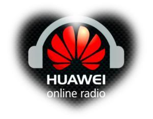 Логотип HUAWEI с наушниками