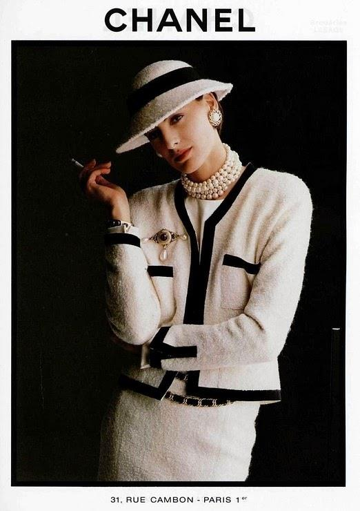Коко Шанель в любимых украшениях