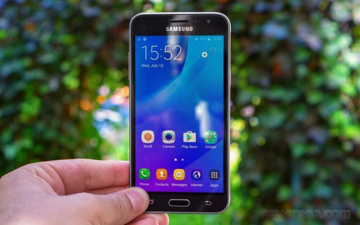 Samsung Galaxy J3 (2016): обзор