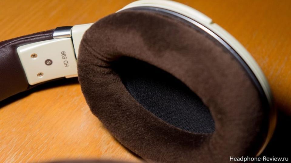 Амбушюры наушников Sennheiser HD 599