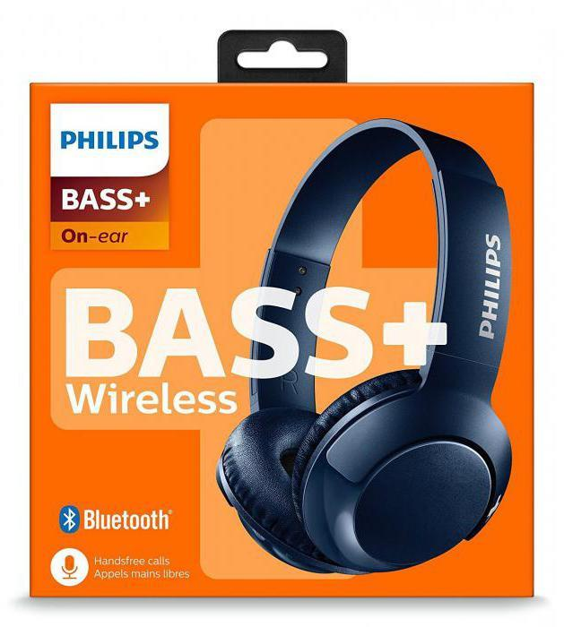 наушники bluetooth philips bass blue shb3075bl 00