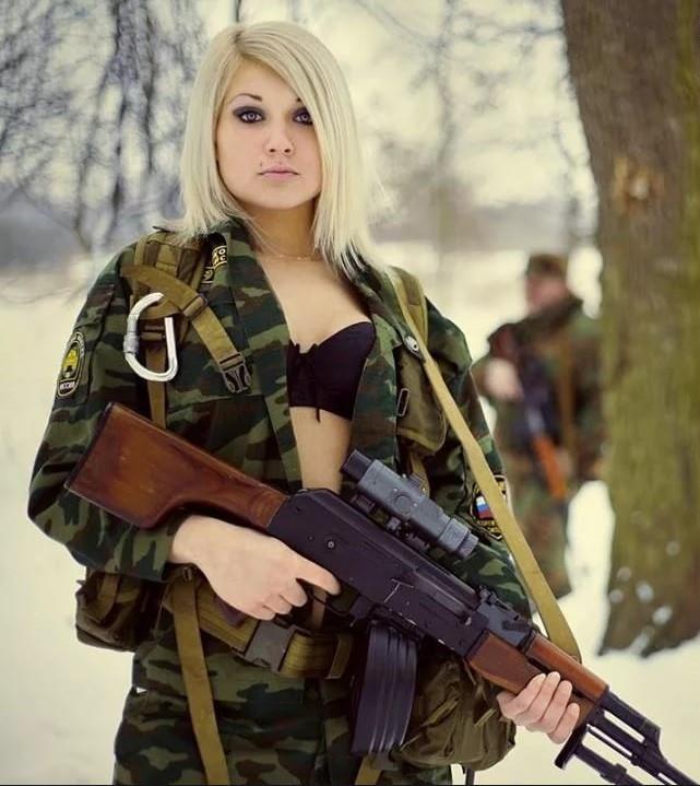 девушка с оружием40