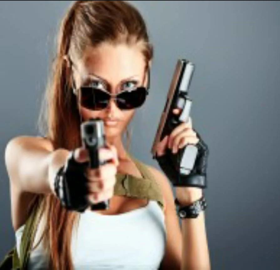 девушка с оружием26