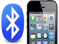 Bluetooth на iPhone