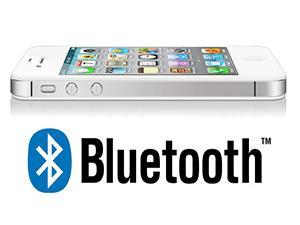 Подключения по Bluetooth к iPhone