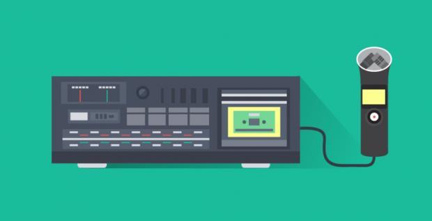 Как подключить телефон к музыкальному центру и магнитофону?