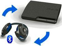 Подключаем беспроводную гарнитуру к PS3
