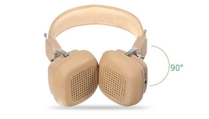Мягкие поворотные чашки для комфортного прослушивания музыки