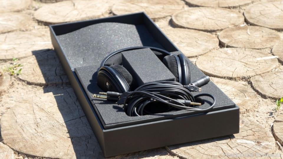 Комплектация наушников Sennheiser HD 660 S