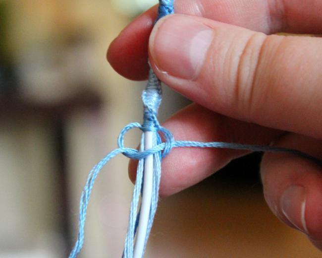 браслет из наушников своими руками
