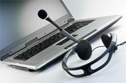 как настроить микрофон на ноутбуке и компьютере