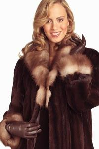 Шубы – модное благородство и винтажное очарование