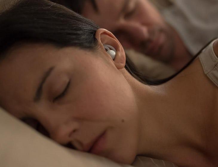 Беспроводные наушники для сна от Bose наделены мягким корпусом для максимального комфорта