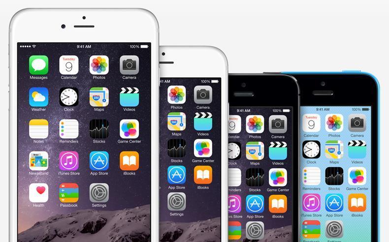 Экран iphone 6