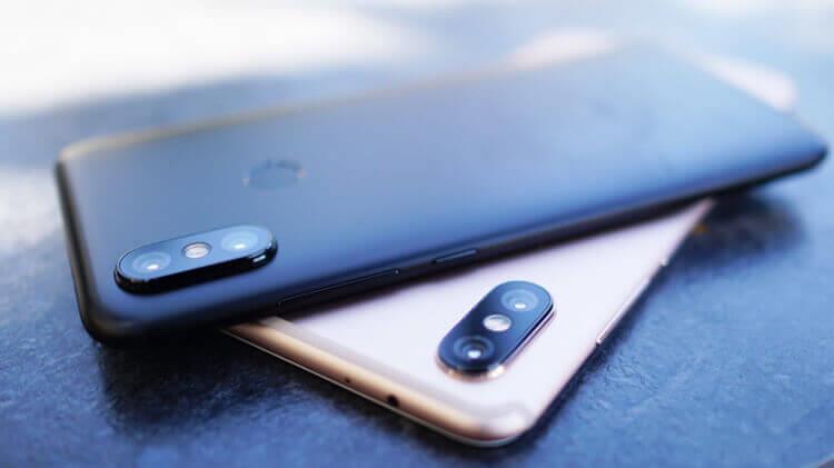 Xiaomi Mi A2 камеры