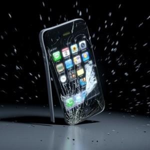 разбит айфон