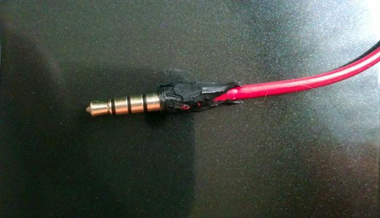 Распиновка штекера наушников 3.5 мм