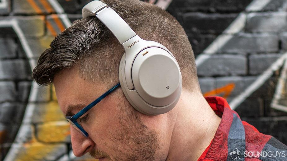 Беспроводные наушники Sony WH-1000XM3