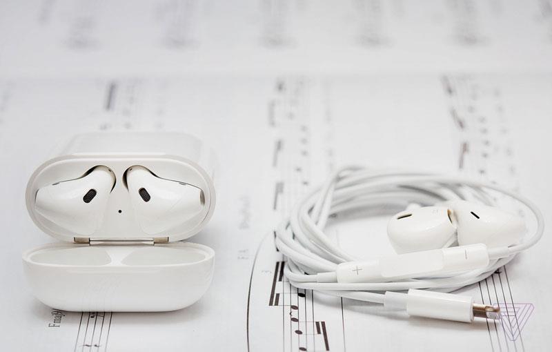 Отличия AirPods и EarPods