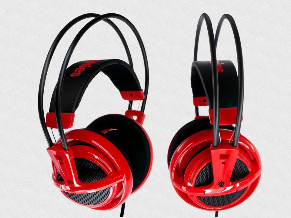 открывают ТОП SteelSeries Siberia Full-size Headset v2