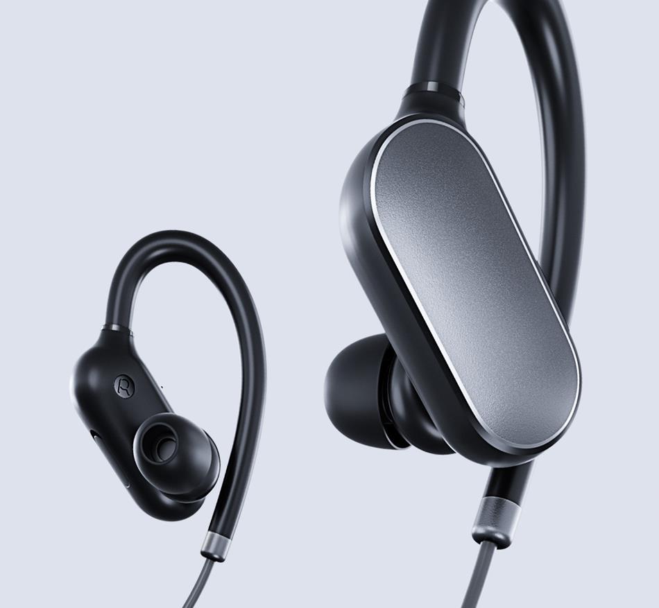 Xiaomi Mi Sports Bluetooth Headset White вулиця