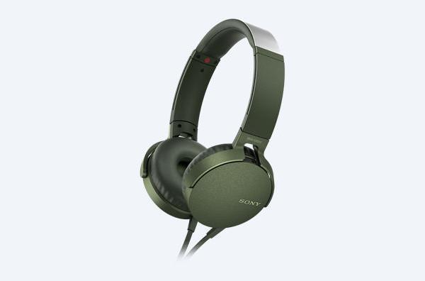 Наушники Sony EXTRA BASS XB550AP