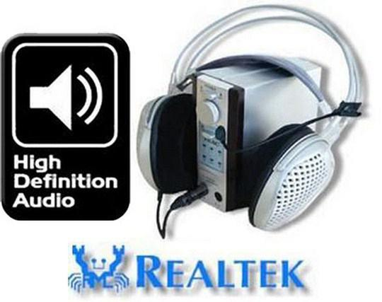 Диспетчер Realtek HD: Windows 7