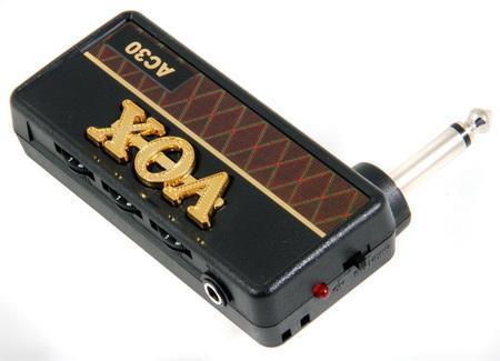 VOX AmPlug AC30 Обзор гитарного усилителя для наушников