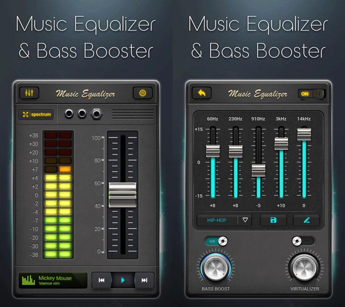 Эквалайзер Sound Booster