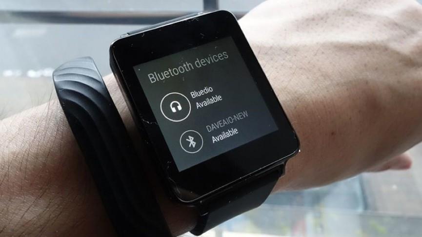 Синхронизация умных часов с bluetooth наушниками