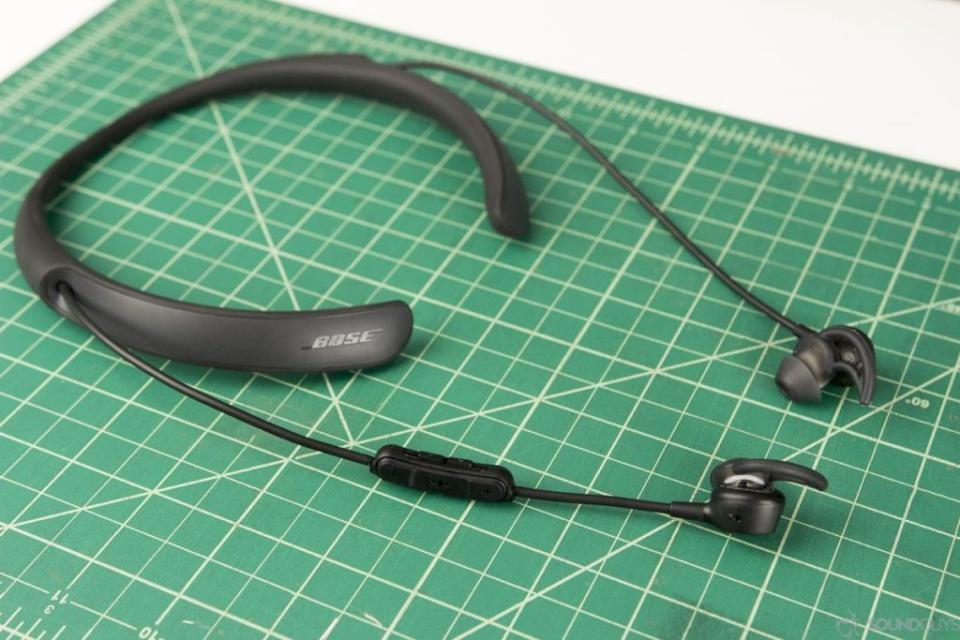 Беспроводные наушники Bose QuietControl 30