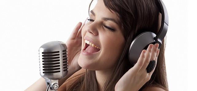Студийная запись вокала