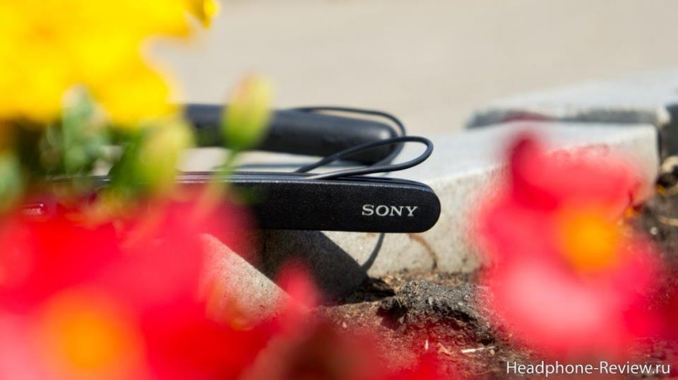 Беспроводные наушники Sony WI-1000X