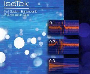IsoTek - Full System Enhancer & Rejuvenation Disc