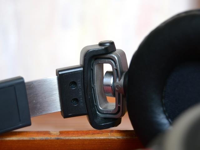Металлическая пластина наушников Panasonic RP DJ600