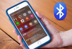 iPhone X/8/7/6 не находит устройства Bluetooth