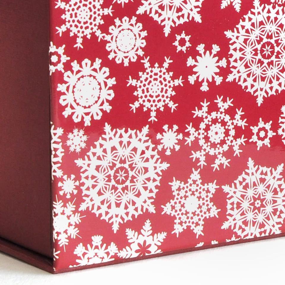 Упаковка для новогодних сувениров