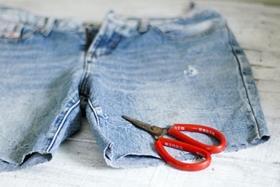 Выкройка для мужских шорт