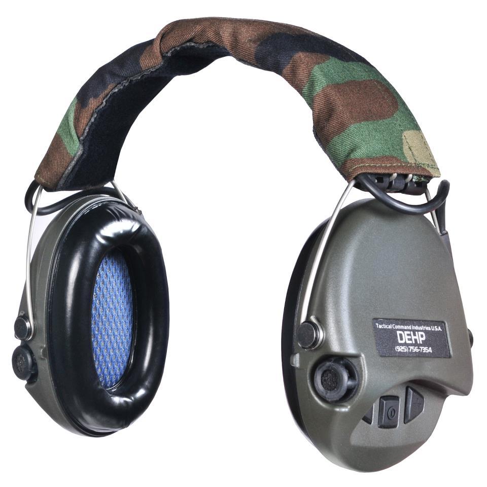 Тактические беруши EarPro EP-7 Sonic Defenders Ultra Surefire