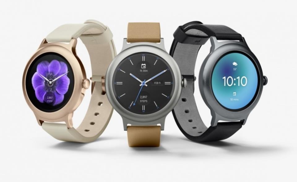 LG Watch Style - новейшие смарт-часы