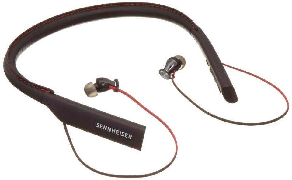 Беспроводные наушники с поддержкой кодека aptX Sennheiser M2 IEBT MOMENTUM In-Ear Wireless