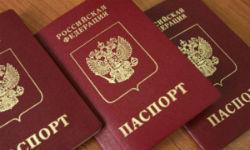 при возврате товара требуют паспорт