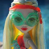 Фото обзор кукол Лагуны Блю из Монстер Хай