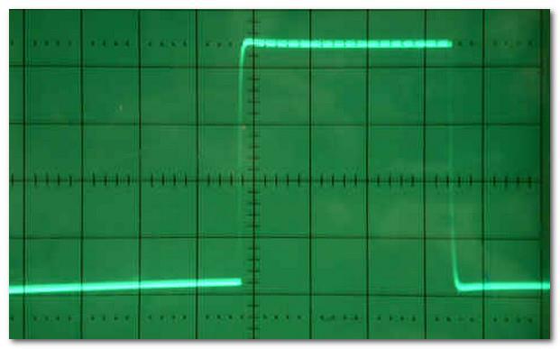 Частотная характеристика усилителя