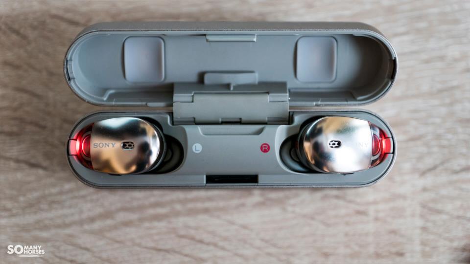 Обзор наушников Sony WF-1000X. Тест редакции