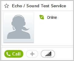 контакт Echo