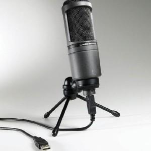 микрофон USB