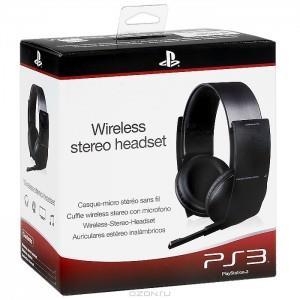 Упаковка стилизована под PS 3