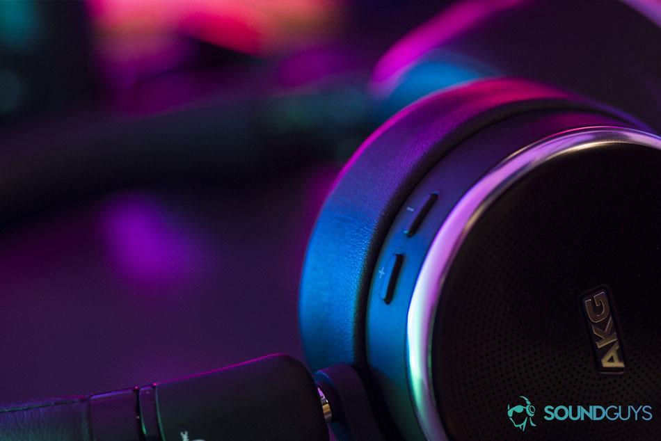 Беспроводные наушники AKG N60 NC Wireless