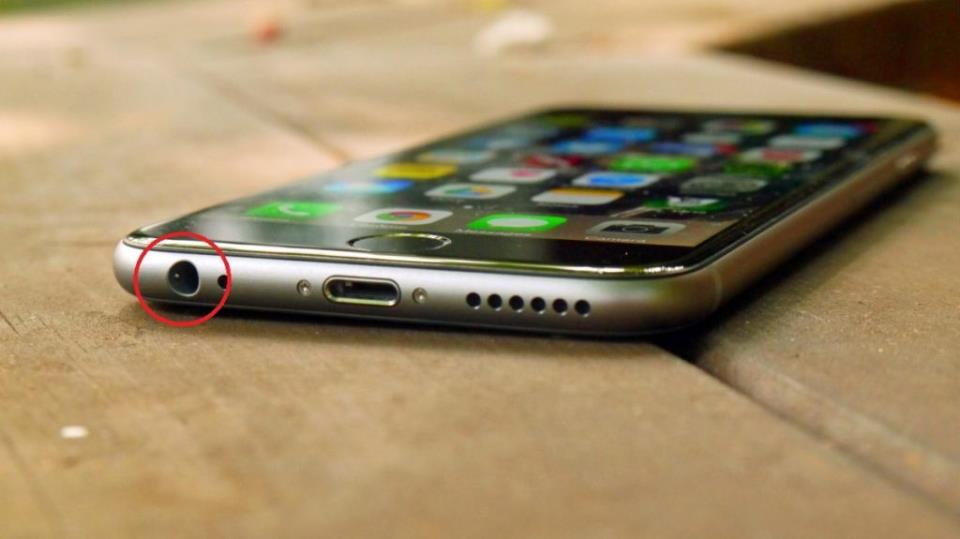 iphone 6 аудио джек
